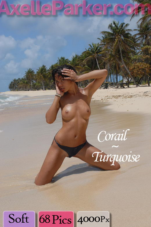 Corail - `Turquoise` - for AXELLE PARKER