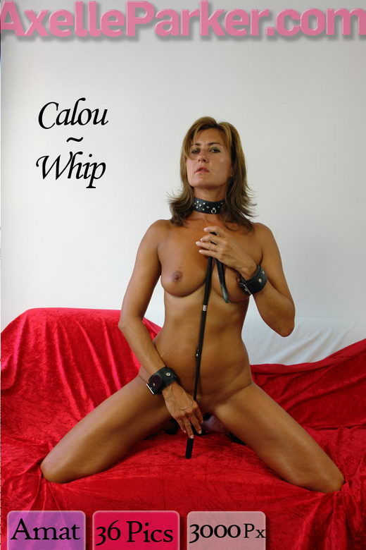 Calou - `Whip` - for AXELLE PARKER