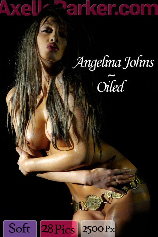 Angelina Johns - `Oiled` - for AXELLE PARKER