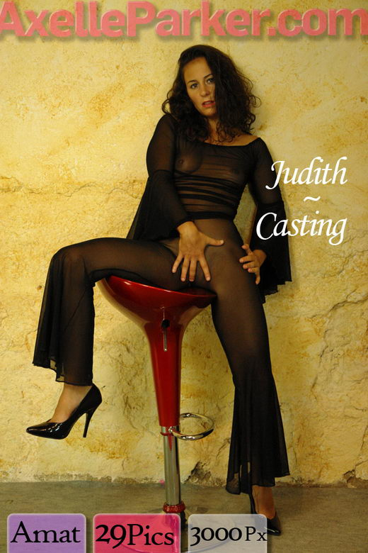 Judith - `Casting` - for AXELLE PARKER