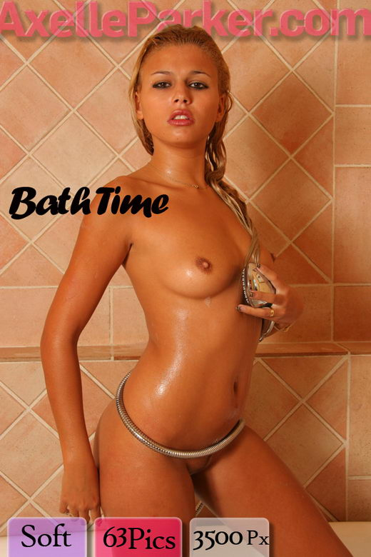 Axelle Parker - `Bath Time` - for AXELLE PARKER
