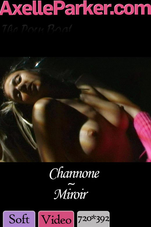 Channone - `Miroir` - for AXELLE PARKER