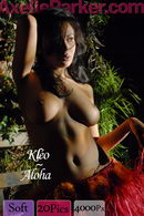 Kleo in Aloha gallery from AXELLE PARKER