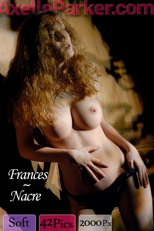 Frances - `Nacre` - for AXELLE PARKER