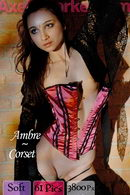 Ambre in Corset gallery from AXELLE PARKER