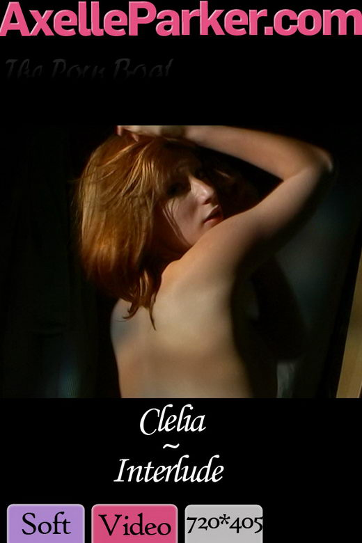 Clelia - `Interlude` - for AXELLE PARKER