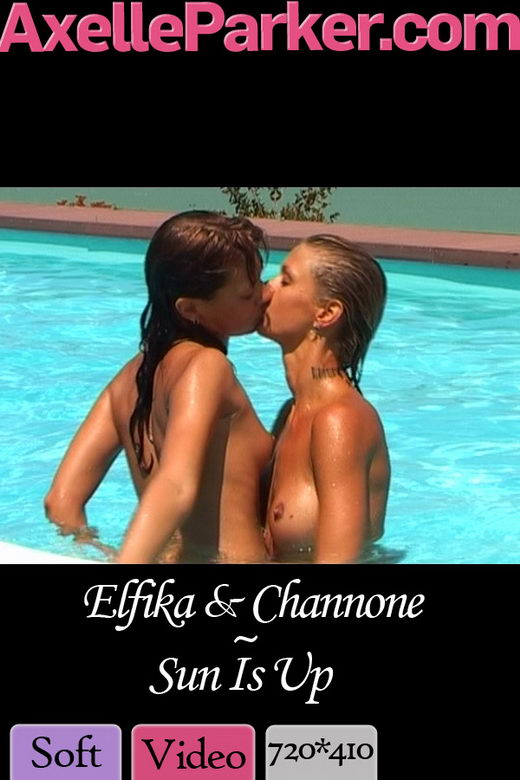 Elfika & Channone - `Sun Is Up` - for AXELLE PARKER