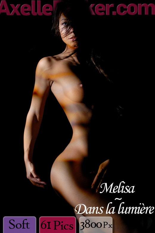 Melisa - `Dans La Lumiere` - for AXELLE PARKER