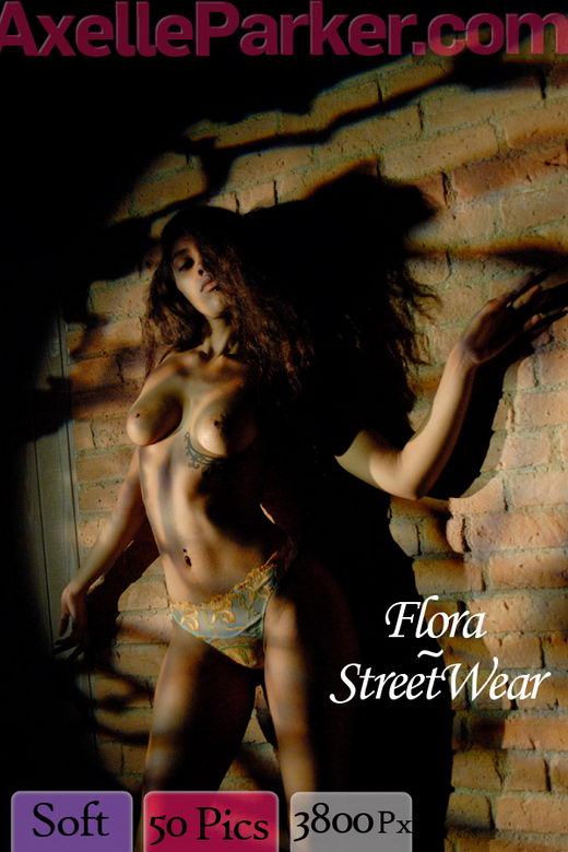 Flora - `StreetWear` - for AXELLE PARKER
