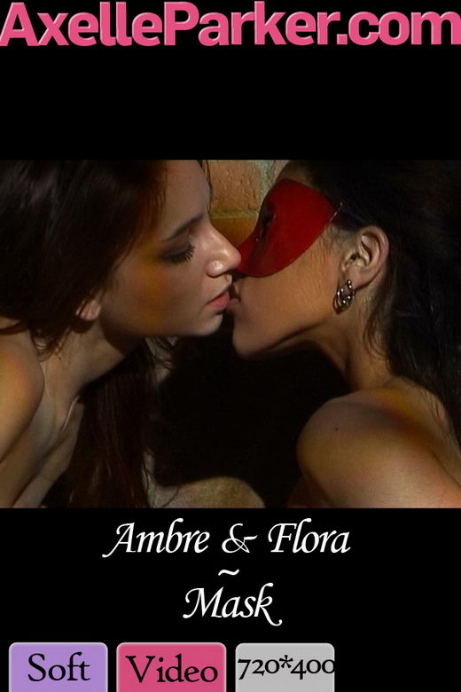 Ambre & Flora - `Mask` - for AXELLE PARKER