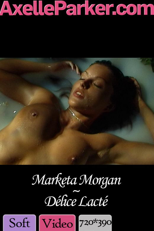 Marketa Morgan - `Delice Lacte` - for AXELLE PARKER