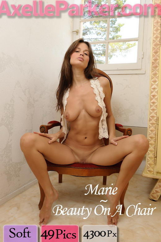 Marie - `Beauty On A Chair` - for AXELLE PARKER