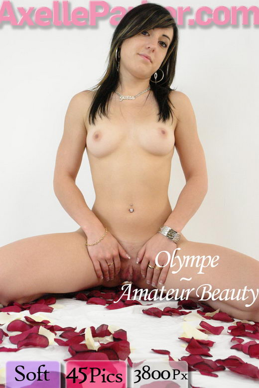 Olympe - `Amateur Beauty` - for AXELLE PARKER