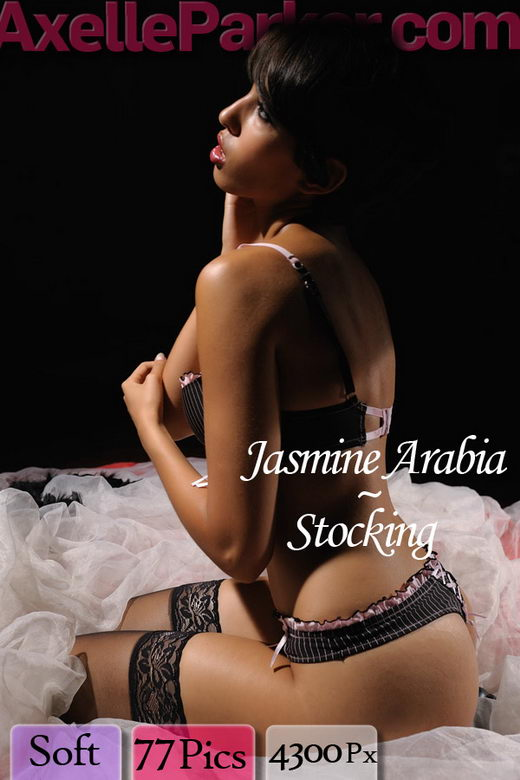 Jasmine Arabia - `Stocking` - for AXELLE PARKER