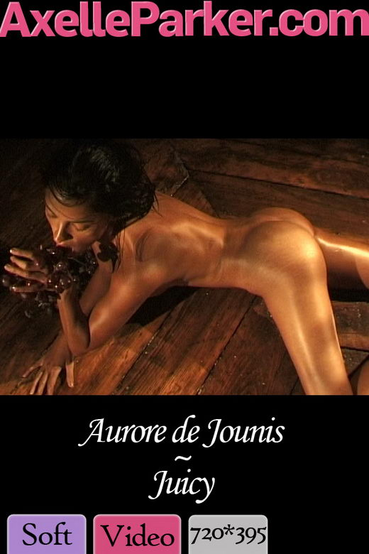 Aurore de Jounis - `Juicy` - for AXELLE PARKER