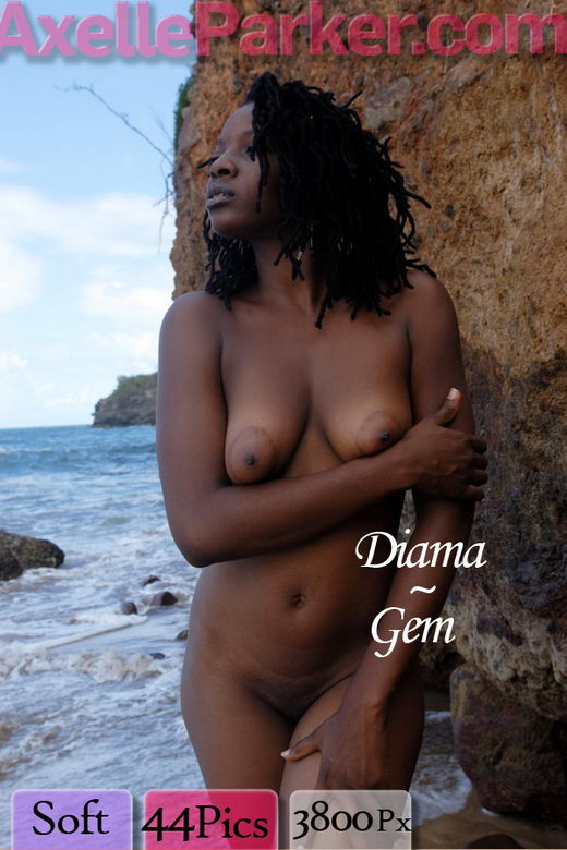 Diama - `Gem` - for AXELLE PARKER