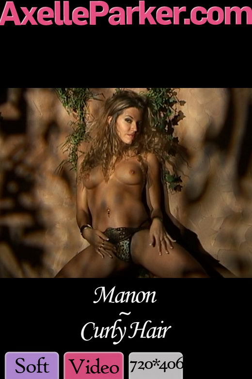 Manon - `Curly Hair` - for AXELLE PARKER
