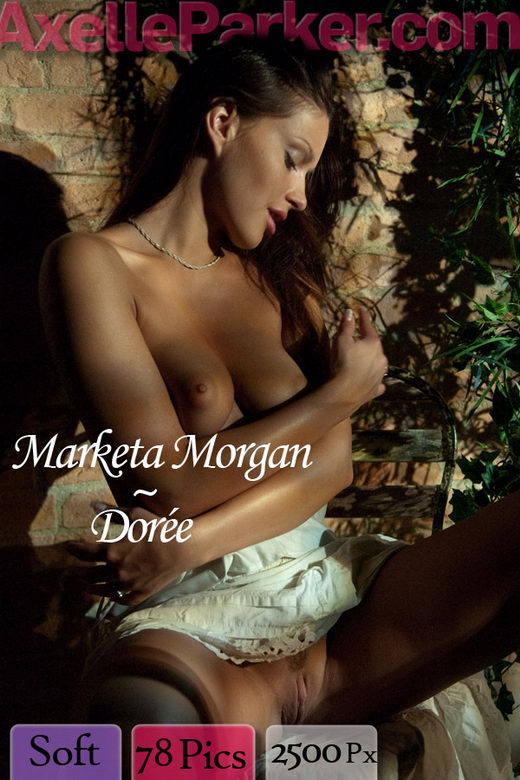 Marketa Morgan - `Doree` - for AXELLE PARKER