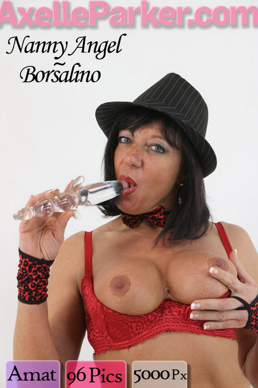 Nanny Angel - `Borsalino` - for AXELLE PARKER