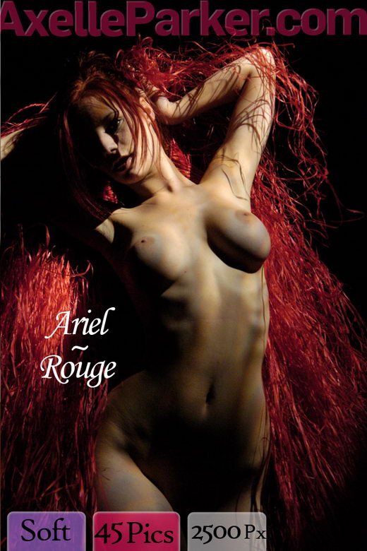 Ariel - `Rouge` - for AXELLE PARKER