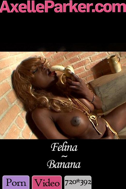 Felina - `Banana` - for AXELLE PARKER