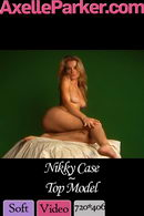 Nikky Case in Top Model video from AXELLE PARKER