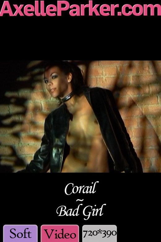 Corail - `Bad Girl` - for AXELLE PARKER
