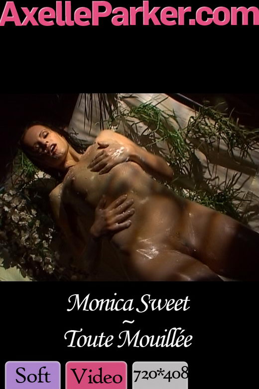 Monica Sweet - `Toute Mouillee` - for AXELLE PARKER