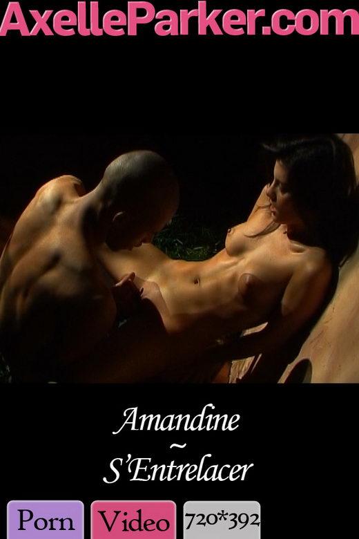 Amandine - `SEntrelacer` - for AXELLE PARKER