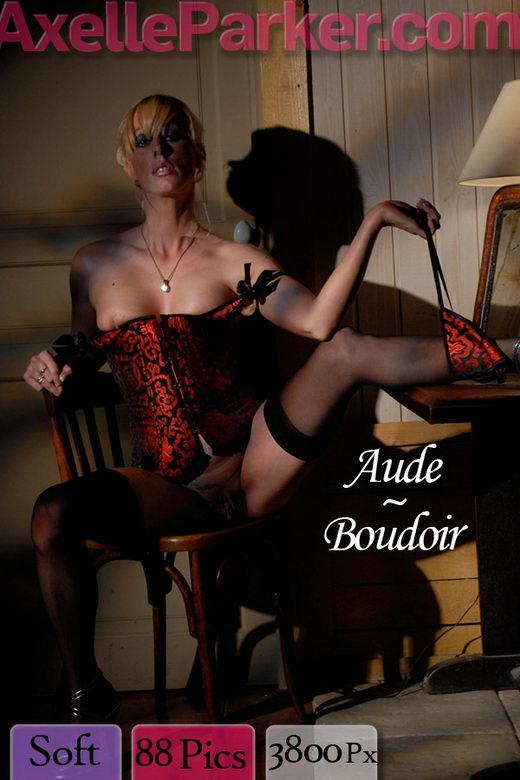 Aude - `Boudoir` - for AXELLE PARKER