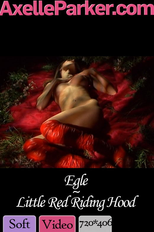 Egle - `Little Red Riding Hood` - for AXELLE PARKER