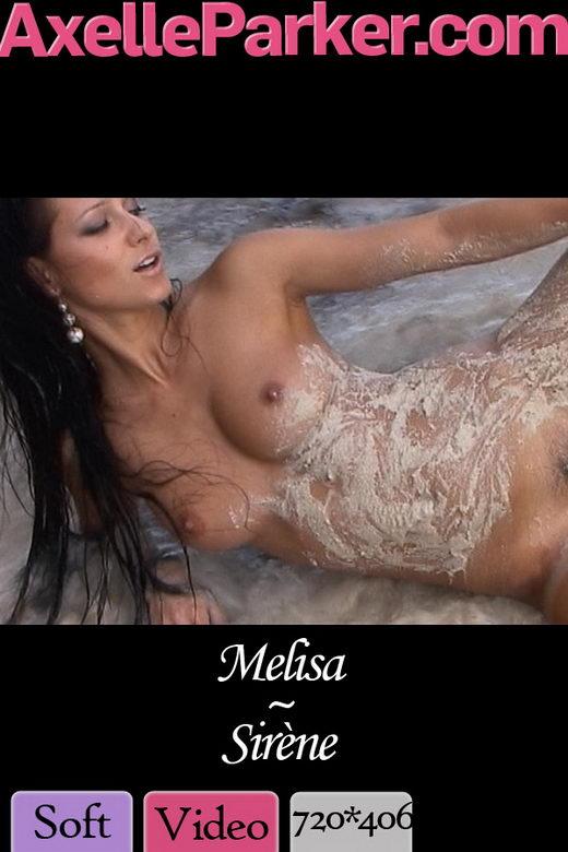Melisa - `Sirene` - for AXELLE PARKER
