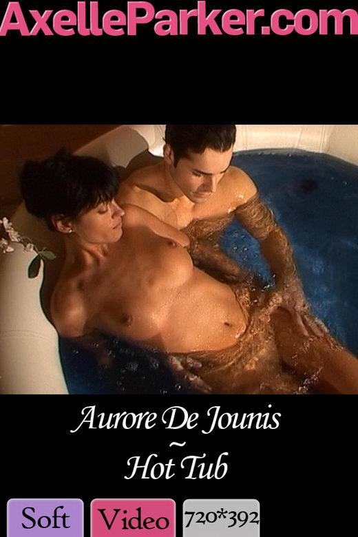 Aurore de Jounis - `Hot Tub` - for AXELLE PARKER