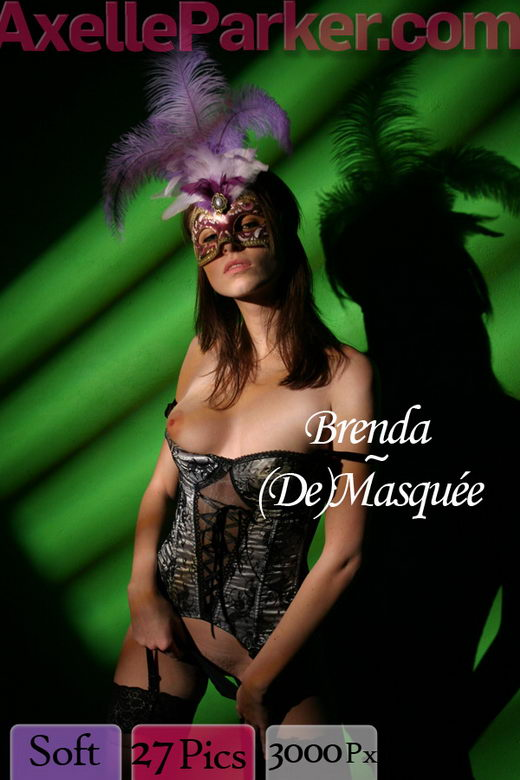 Brenda - `DeMasquee` - for AXELLE PARKER