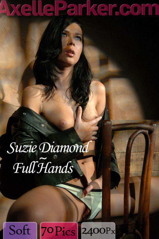 Suzie Diamond - `Full Hands` - for AXELLE PARKER