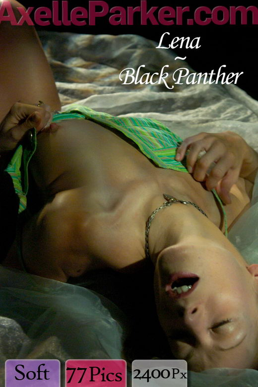 Lena - `Black Panther` - for AXELLE PARKER
