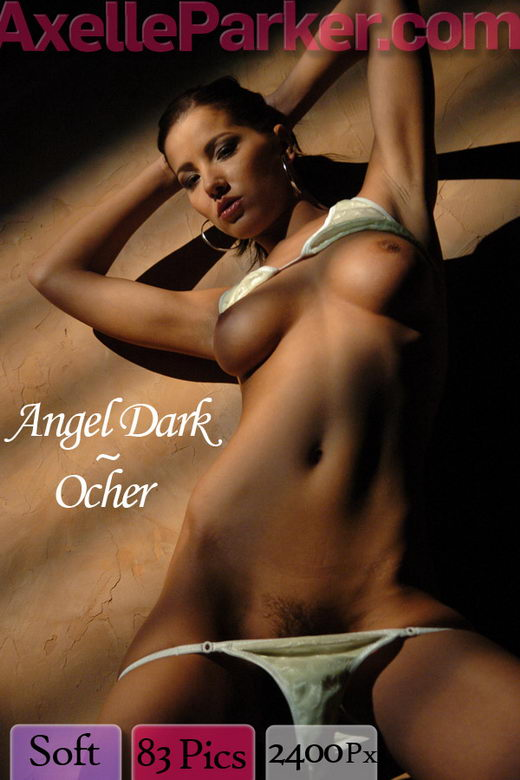 Angel Dark - `Ocher` - for AXELLE PARKER
