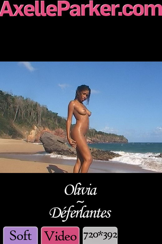 Olivia - `Deferlantes` - for AXELLE PARKER