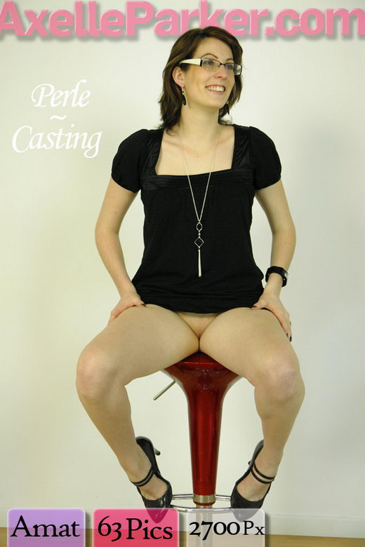 Perle - `Casting` - for AXELLE PARKER