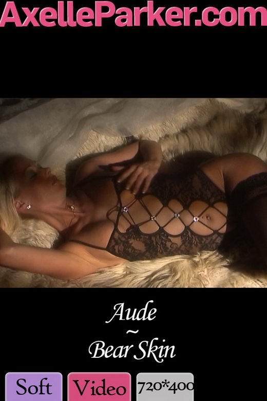Aude - `Bear Skin` - for AXELLE PARKER