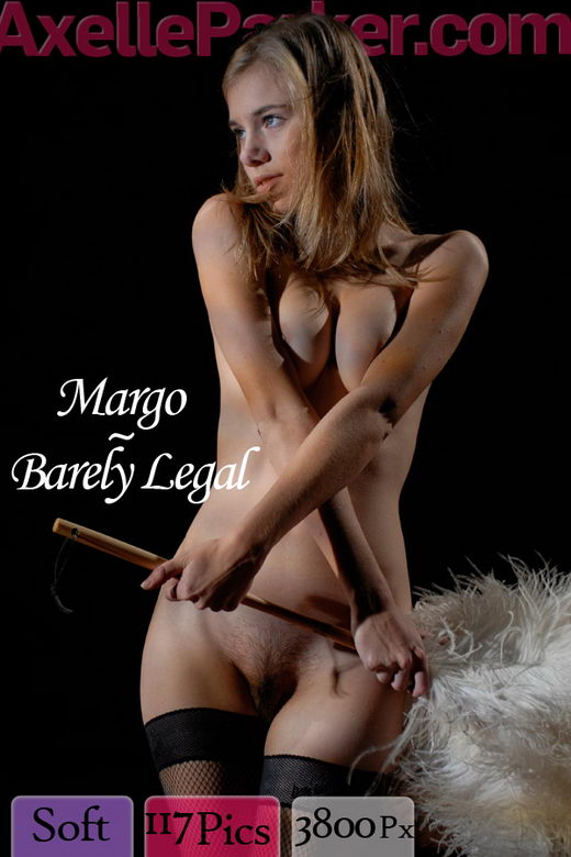 Margo - `Barely Legal` - for AXELLE PARKER
