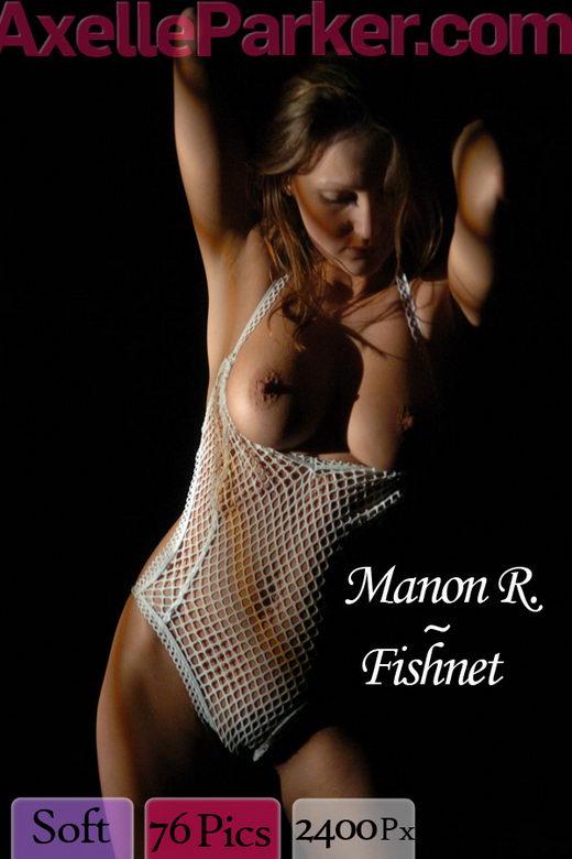 Manon R - `Fishnet` - for AXELLE PARKER