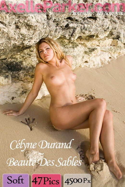 Celyne Durand - `Beaute Des Sables` - for AXELLE PARKER