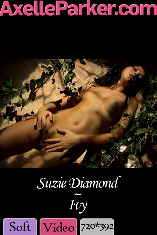 Suzie Diamond in Ivy video from AXELLE PARKER