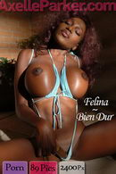 Felina in Bien Dur gallery from AXELLE PARKER