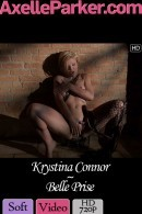 Krystina Connor in Belle Prise video from AXELLE PARKER