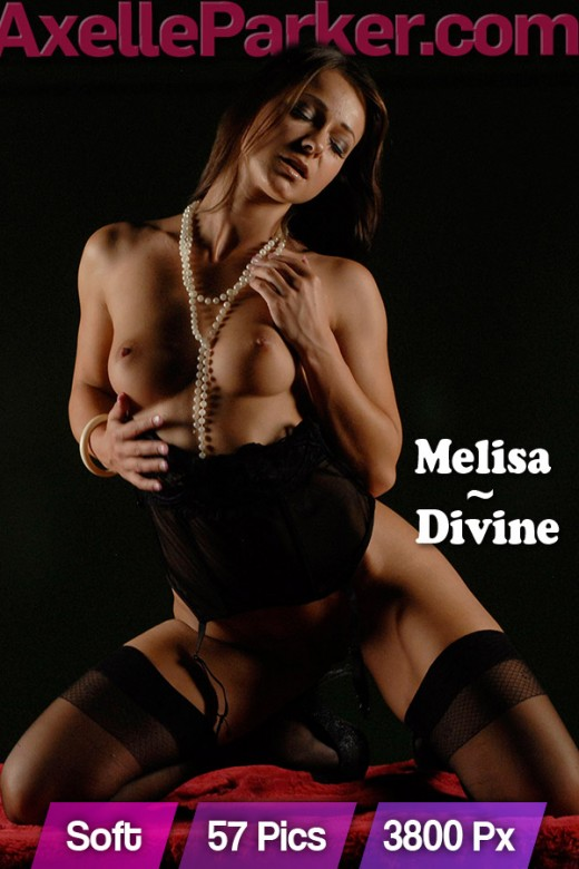 Melisa in Divine gallery from AXELLE PARKER
