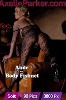 Aude in Body Fishnet gallery from AXELLE PARKER