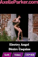 Electra Angel in Desirs Coquins video from AXELLE PARKER