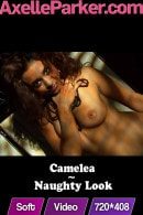 Camelea in Naughty Look video from AXELLE PARKER